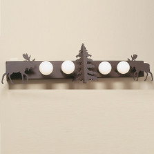 Moose Vanity Light | Colorado Dallas | CDBL361013D100