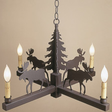Moose Chandelier | Colorado Dallas | CDC1110-