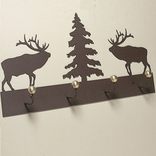 Elk Coat Rack | Colorado Dallas | CDCR24111311