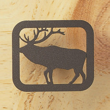 Elk Drawer Pull | Colorado Dallas | CDDP11