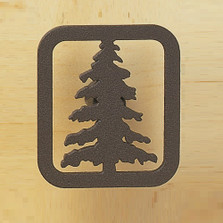 Pine Tree Drawer Pull | Colorado Dallas | CDDP13