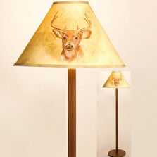 Deer Shade Floor Lamp | Colorado Dallas | CDFL00SH2158HP16 -2