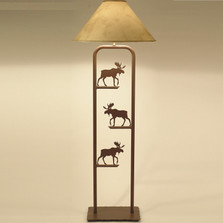 Moose Fortress Floor Lamp | Colorado Dallas | CDFLF10SH2159