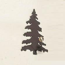 Pine Tree Garment Hook | Colorado Dallas | CDGH13