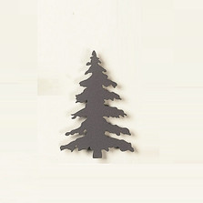 Pine Tree Trivet | Colorado Dallas | CDHP13