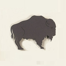 Bison Trivet | Colorado Dallas | CDHP14
