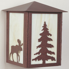 Moose Outdoor Light | Colorado Dallas | CDODL101310