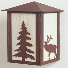 Elk Outdoor Light | Colorado Dallas | CDODL111311