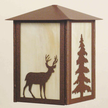 Deer Outdoor Light | Colorado Dallas | CDODL161316