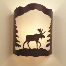 Moose Wall Sconce | Colorado Dallas | CDSC10DIR