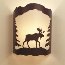 Moose Wall Sconce | Colorado Dallas | CDSC10DIR