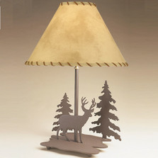 Deer Table Lamp | Colorado Dallas | CDSL1623SH2155L