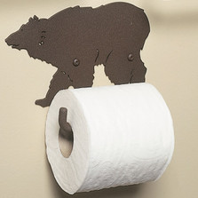 Bear Toilet Paper Holder | Colorado Dallas | CDTP12