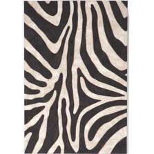 Safari Zebra Indoor Outdoor Area Rug | Trans Ocean | TOG3043