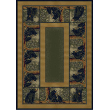 Bear Family Area Rug | United Weavers | UW532-40075