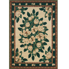 Magnolia Cream Area Rug | United Weavers | UW940-37097-5x7
