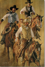 "Horse Wood Wall Art ""That Western Spirit"" 