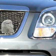 Eagle Grille Ornament |Grillie | GRIeagleap -2