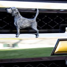 Beagle Grille Ornament |Grillie | GRIbeagleap -4