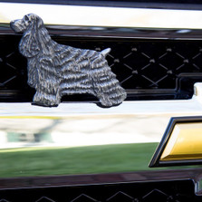 Cocker Spaniel Grille Ornament |Grillie | GRIcspanap -2
