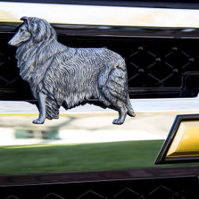 Collie Grille Ornament |Grillie | GRIcollieap -2
