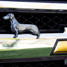 Dachshund Grille Ornament |Grillie | GRIdachap