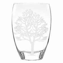 Tree of Life Glass Vase | BCRCD827