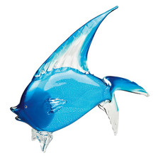 Tropical Fish Art Glass Sculpture | Badash | BCRJ568