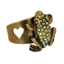 Frog Leap Of Faith Ring | La Contessa Jewelry | LCRG9210