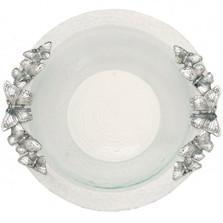 Butterfly Glass Salad Bowl | Arthur Court Designs | 103090