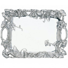 Butterfly Clutch Serving Tray | Arthur Court Designs | 101950