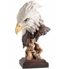 "Eagle Sculpture ""Sovereign"" 