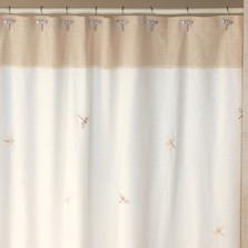 Dragonfly Shower Curtain | Creative Bath | CBS07542
