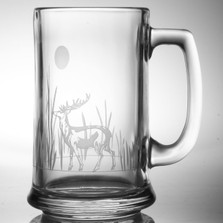 Deer Beer Mug Set of 4 | Rolf Glass | 218083