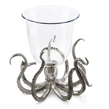 Octopus Glass Ice Bucket | Vagabond House | O421O