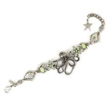 Octopus Link Bracelet | La Contessa Jewelry | LCBR9341