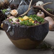 Elk Salad Bowl | Vagabond House | A222EH