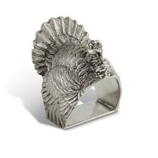 Turkey Napkin Ring Set of Four | Vagabond House | G115T-4