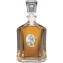 Pig Decanter | Heritage Pewter | CPT3780