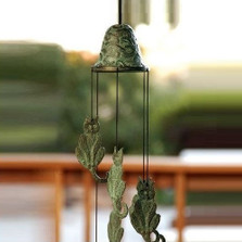 Cat Wind Chime | BP25030 | SPI Home