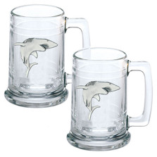Shark Stein Set of 2 | Heritage Pewter | ST3350
