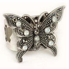 Butterfly Ring | La Contessa Jewelry | Mary DeMarco | RG9322WO