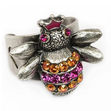 Bee Ring | La Contessa Jewelry | Mary DeMarco | LCRG9301FC