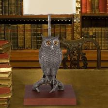 Owl Lamp | Vagabond House | H770W  -6