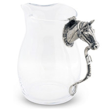 Horse Head Pitcher | Vagabond House | H457HH