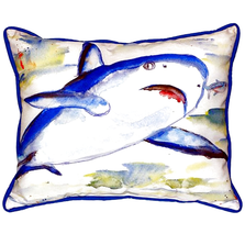 Shark Indoor Outdoor Pillow 20X24 | Betsy Drake | ZP213