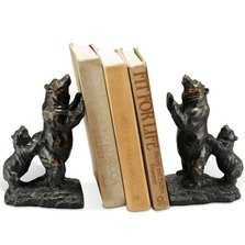 Bear Standing Bookends | 50733 | SPI Home