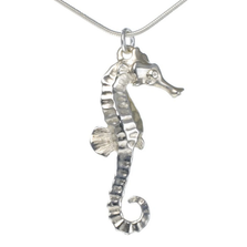 Seahorse Pendant Necklace | Big Blue Jewelry | Roland St. John | BC10-18