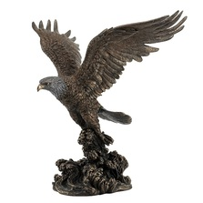 Bald Eagle Sculpture | Unicorn Studios | WU75227A4