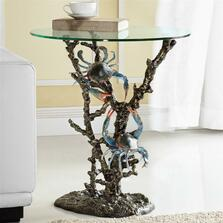 Crab End Table | 34014 | SPI Home